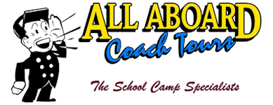 All Aboard Coach Tours - The School Camp Specialists