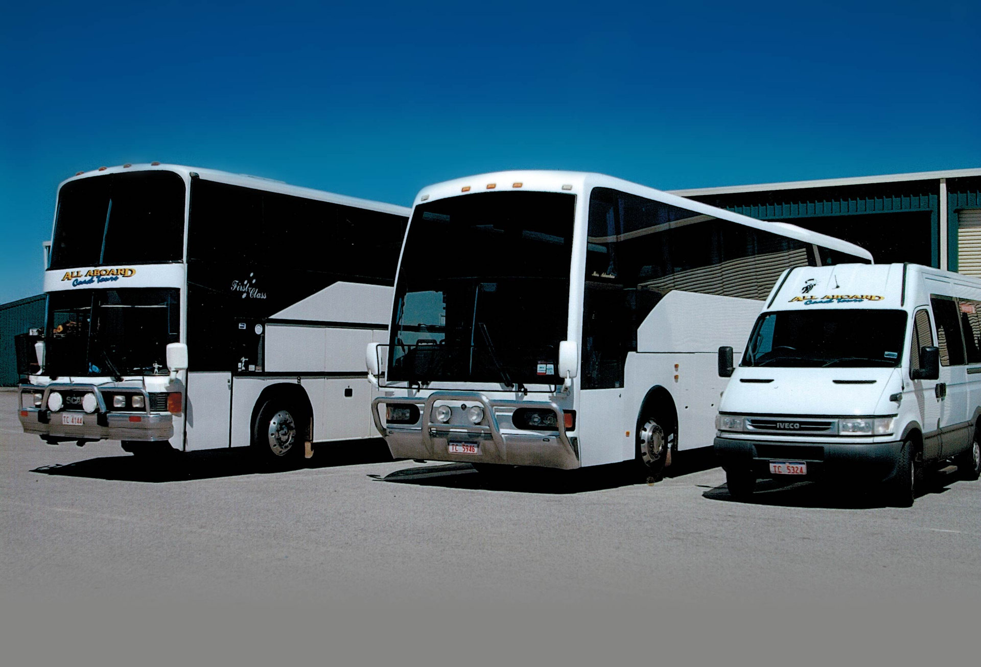 Coach Tour Operators Perth - Specialising in School Camps